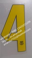 letter & number transfer