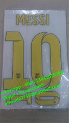 soccer jersey number and letter for world cup jersey