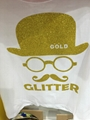 Wholesale Korea Heat transfer glitter flex vinyl