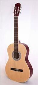 "lxm 39"" classic guitar instrument2015 2"