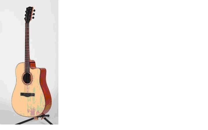 "lxm 41"" Acoustic guitar 2"