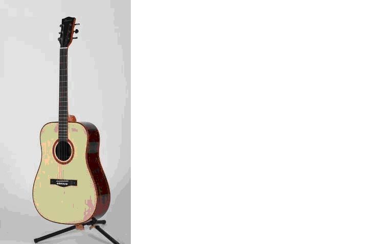 "lxm 41"" Acoustic guitar 1"