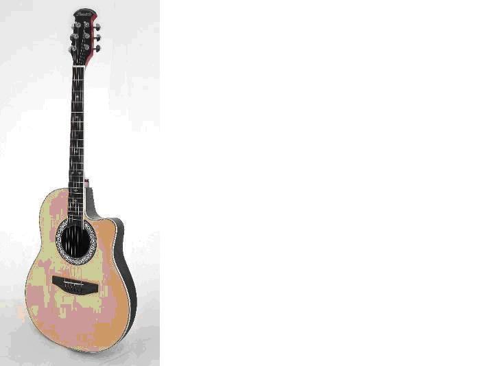 lxm 41'' Ovation guitar/Guitar Instrument2015 1