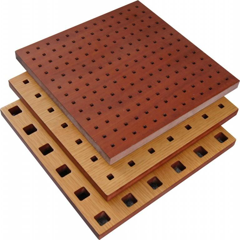 广州优质孔木吸音板 2