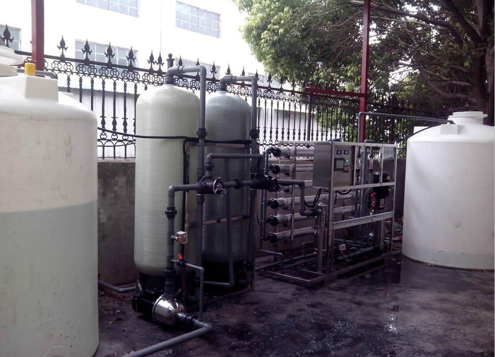 供應揚州反滲透水處理設備 4