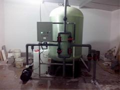 鎮江全自動軟化水設備