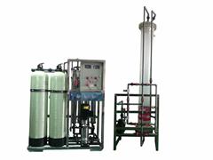 太倉電鍍行業中水回用設備
