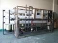 镇江电镀厂用纯水设备 4