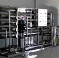 镇江电镀厂用纯水设备 3