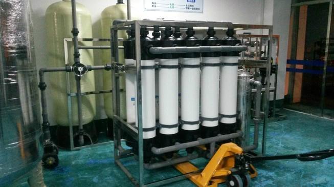 镇江电镀厂用纯水设备 5