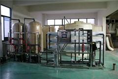 扬州反渗透水处理设备