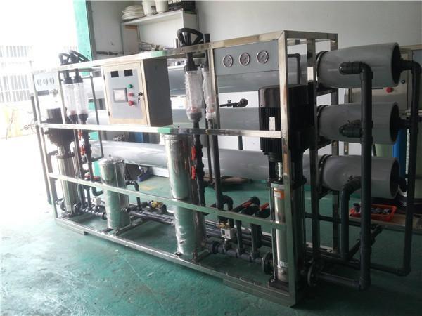 興化飲用純淨水設備 1
