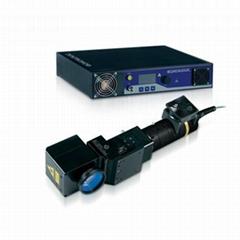 二手鐳射沃半導體端泵激光打標機