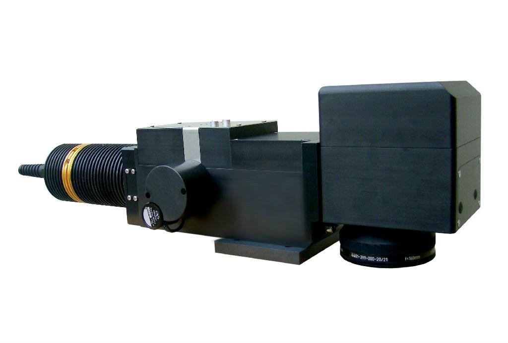 塑胶数码类配件激光打标机 1