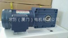 东历轴上型减速电机