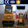 Mini loader 800-1000kg capacity Wheel