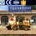 910 wheel mini loader with high quality