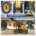 1ton Wheel Loaders with Quanchai Engine