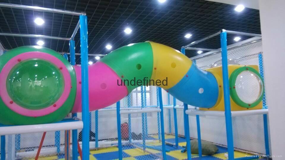 室内淘气堡游乐设备设施 1