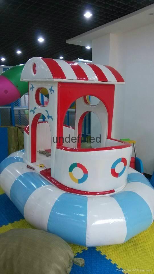 室内淘气堡游乐设备设施 3