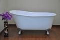 Popular Deep Clawfeet Bathtub