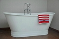 Freestanding Cast Iron Tub