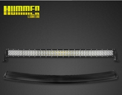 Led Car vehicle Curved light bar, 40inch 240W led light bar