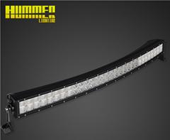 30inch 180W led Combo beam off road led curved light bar