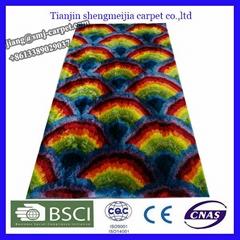 Custom Design High Pile Polyester Shaggy Carpet