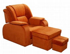 新款电动足浴沙发kj-z003