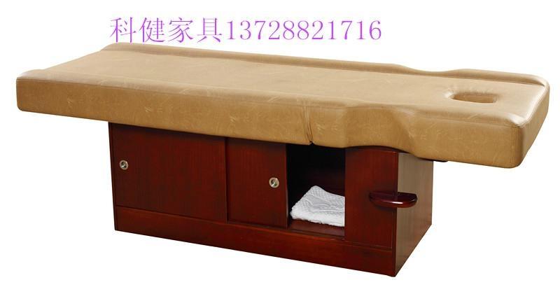 推拉門木架美容床kj-c004 1