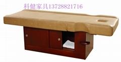 推拉門木架美容床kj-c004