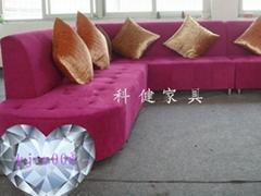 量贩式ktv沙发kj-v004
