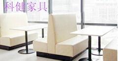 茶餐厅沙发kj-x001