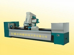 gravure printing roller polishing machine