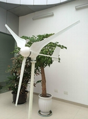 1000W 48V wind turbine+1kW Wind Grid Tie Inverter