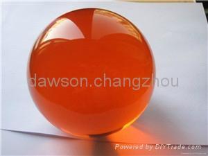 Acrylic J   ling Ball, Contact Ball, Light Crystal Ball  3
