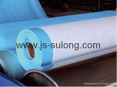 PVC Waterproofing Coiled Material