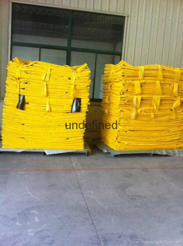 Super grade PVC coated fabric for ventilation ducting  5