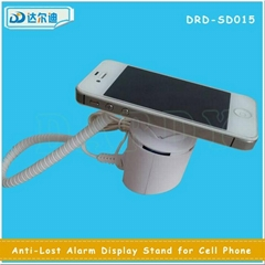 Cell Phone Anti-Lost Alarm Display Stand