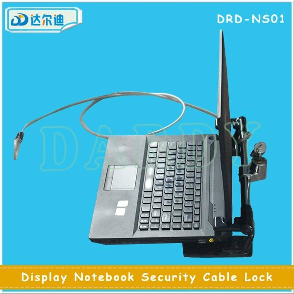 Notebook Security Password Lock with Key 5