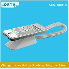 Desktop Wall Cellphone Security Display Solution Anti-theft Burglar Alarm Holder