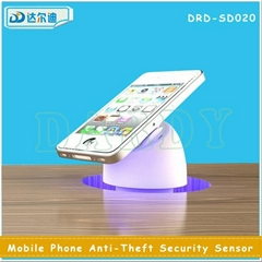 Desk Neat Stylish Cell Phone Bar Store Booth Anti-theft Secure Sensor Display