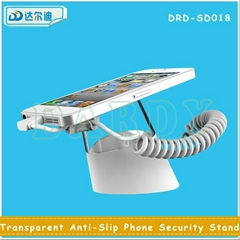 Open Exhibition Store Booth Android Phone Anti-theft Stand Alarm Solution