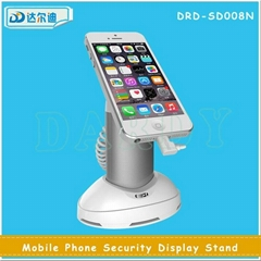 Mobile Cell Phone Security Display Stand Holder Display Cellphone Burglar System