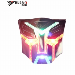 3D Logo Autobot Transformers Car Sticker