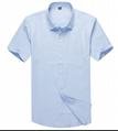 men's dress shirt for short sleeve  3