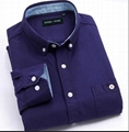 men's oxford shirt for long sleeve  5