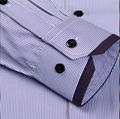 men's double collar dress shirt  3