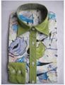 men's floral fashion shirt